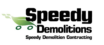 Speedy Demolition logo